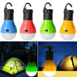 LED Portable Camping Tent Lights Bulb Outdoor Hanging Fishin