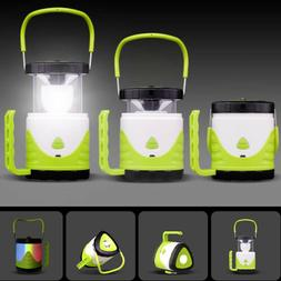 Camping Lantern LED USB Rechargeable 18650 Camp Lamp Light E