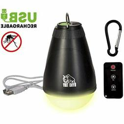 Camping Lights - Tent With Remote Control, USB Rechargeable