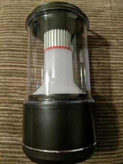Coleman 600-Lumen LED Lantern with BatteryGuard - Black