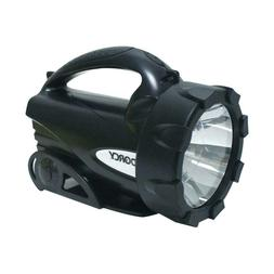 Dorcy 41-4291 LED Flashlight Lantern with Ratcheting Stand,