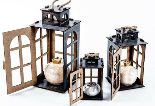 Decorative Lantern candles for Outdoor