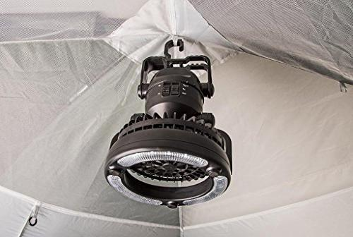 Stansport Lantern and Fan Combo with Lights