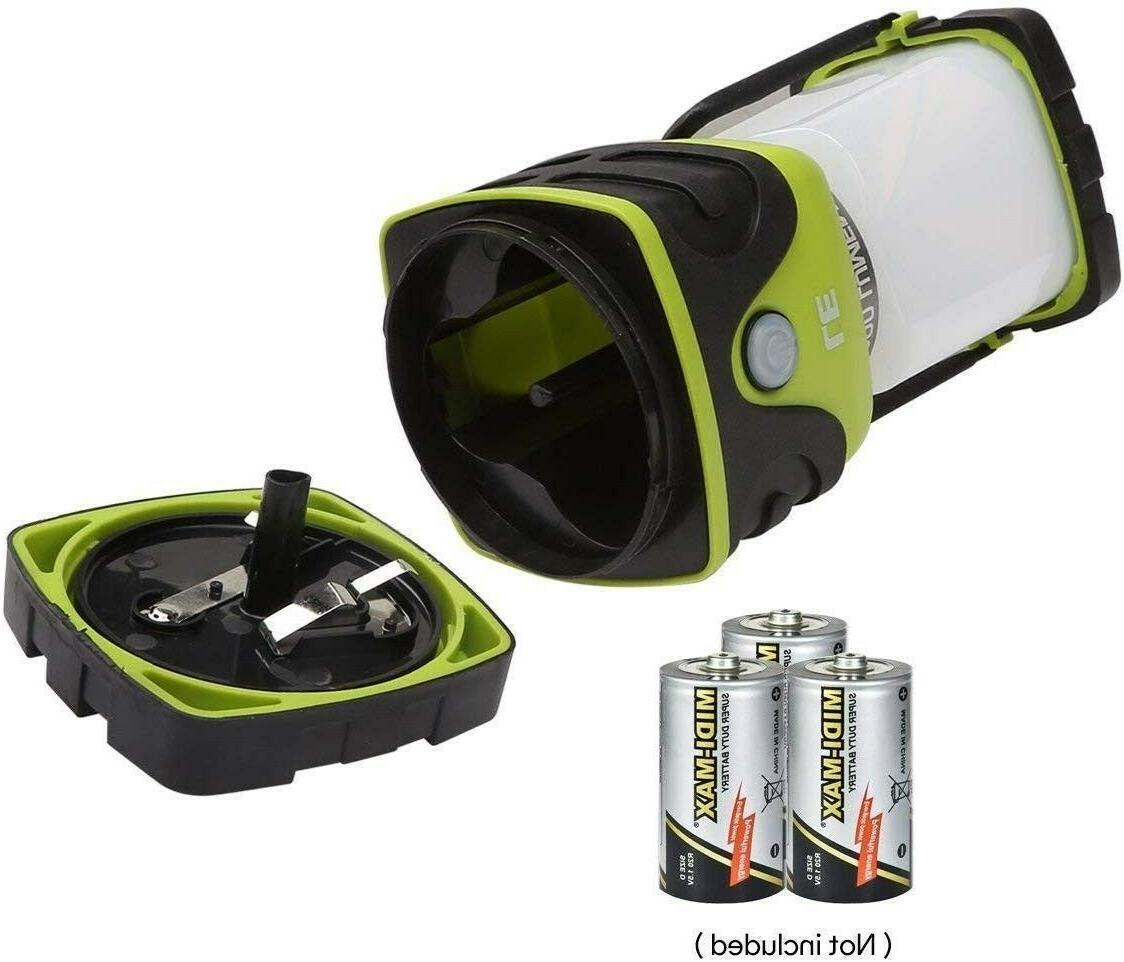 LE Battery Powered LED 1000LM, 4 Light Modes