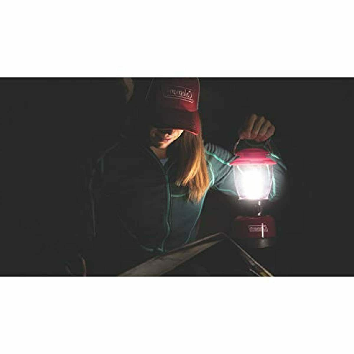 LED 400 Carry Personal Lantern w/ 4D light to 70