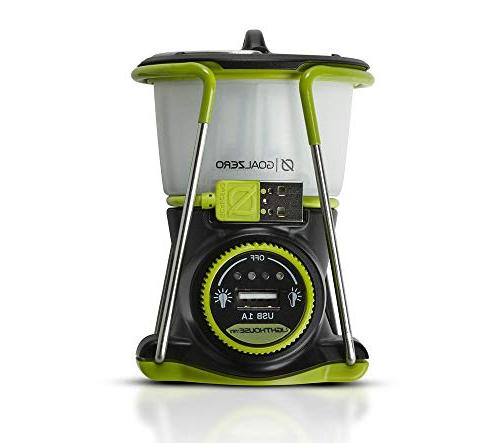 Goal Zero Lighthouse Rechargeable Lantern with USB Power