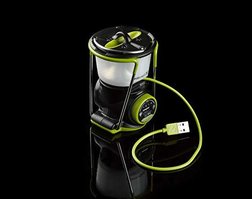 Goal Lighthouse Rechargeable Power