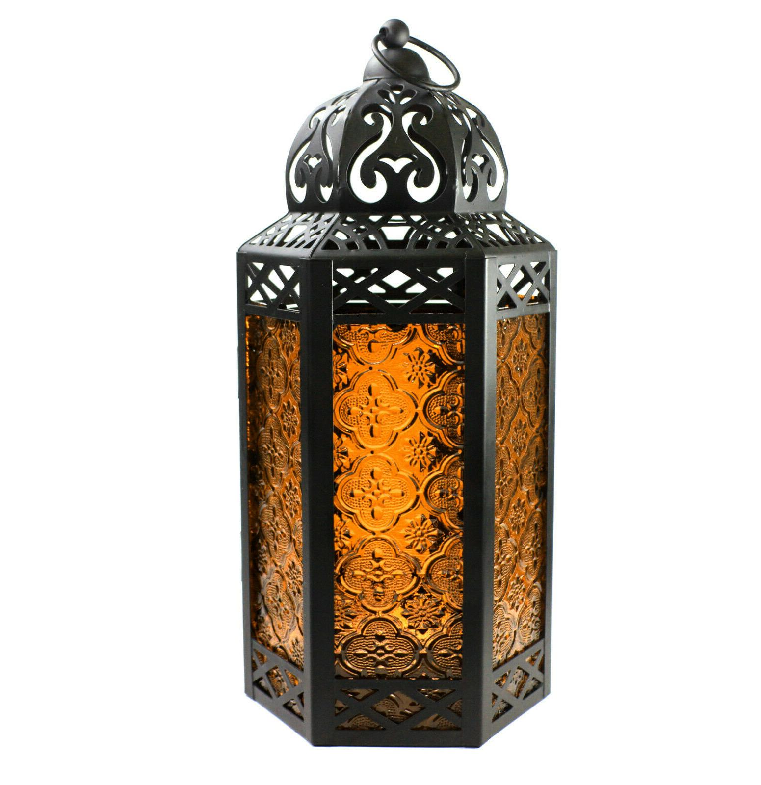 moroccan style candle lanterns candle holders large