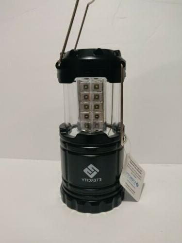 portable outdoor collapsible led camping lantern 60