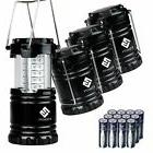 Etekcity Portable Outdoor LED Camping Lantern with 12 AA Bat