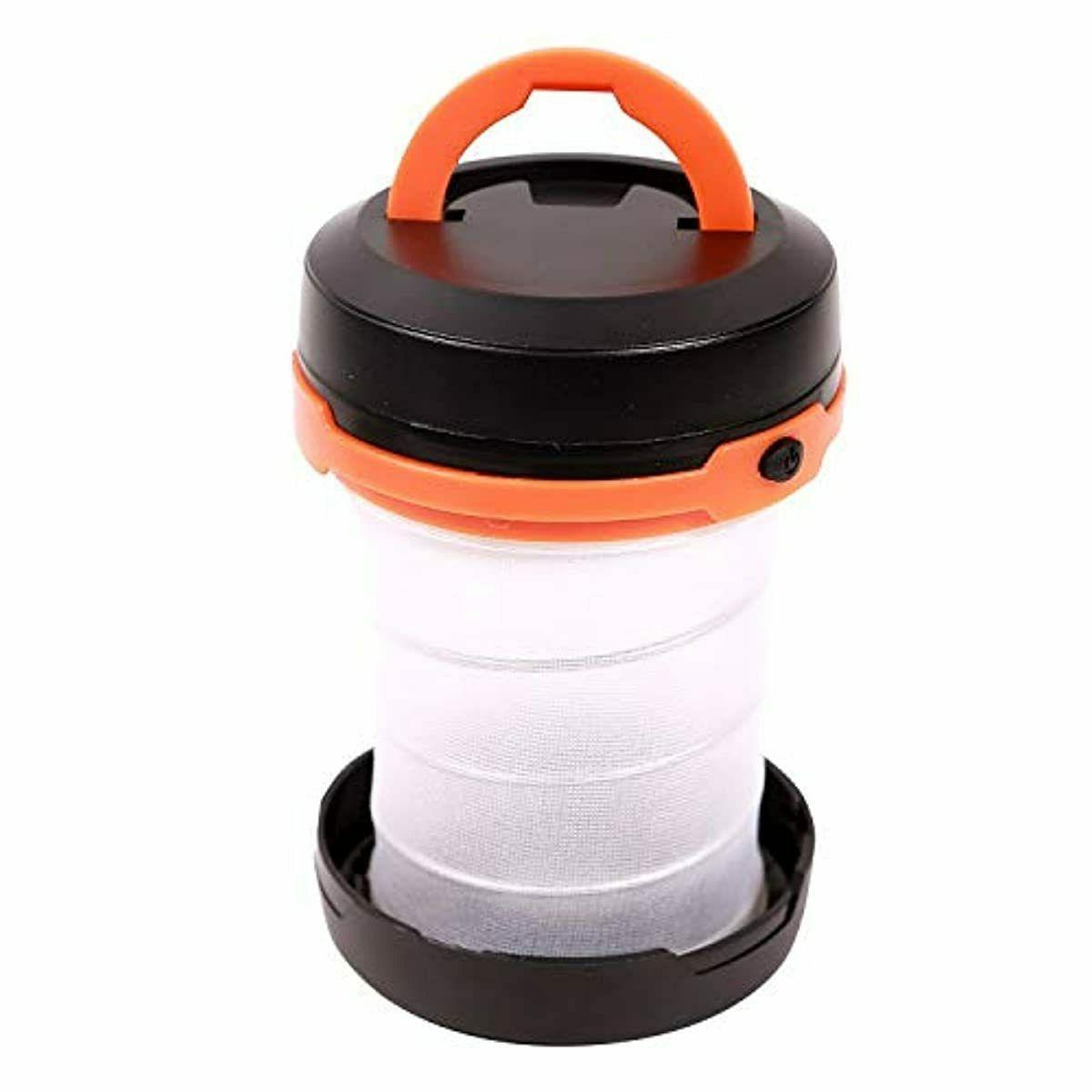 redcamp collapsible led camping lantern flashlight battery