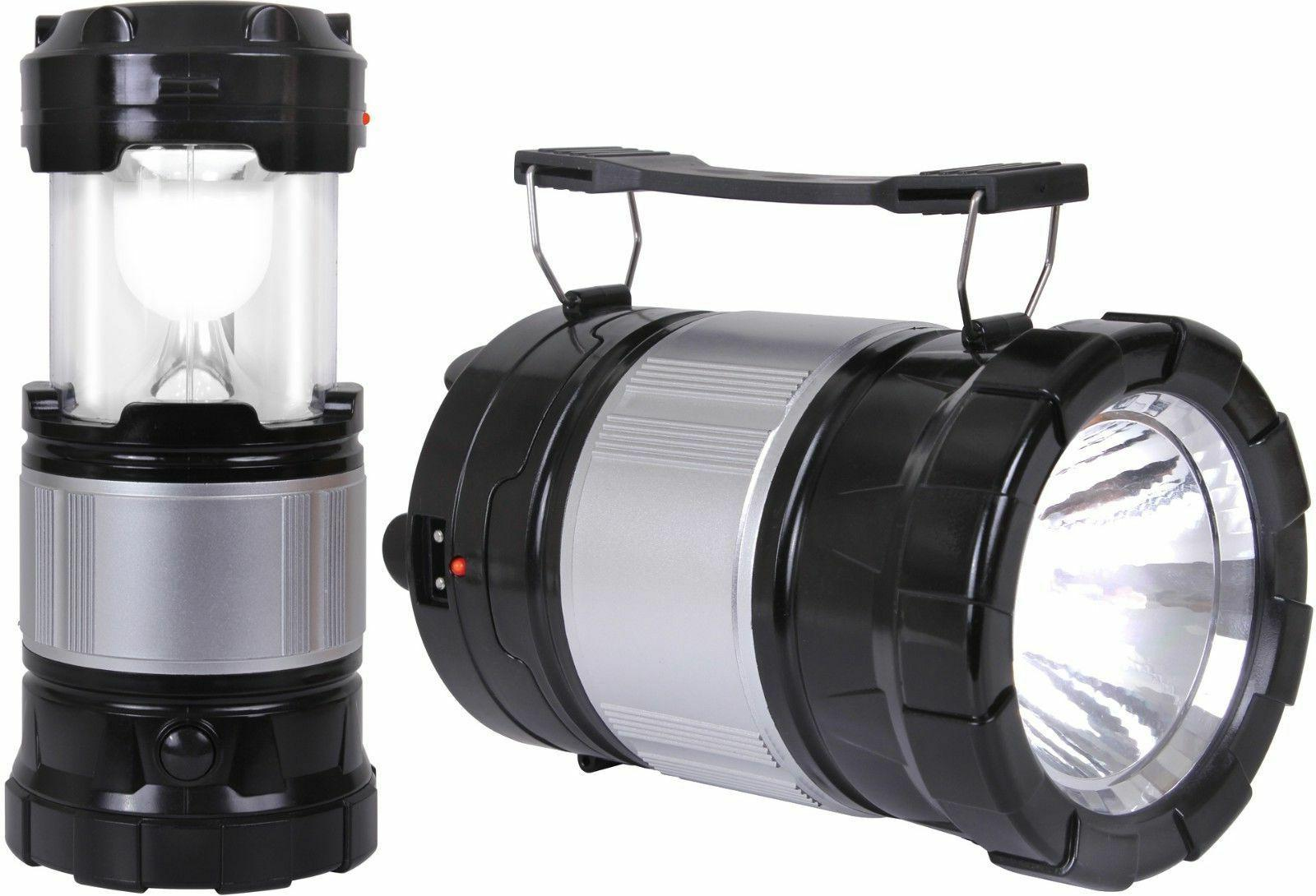 Solar Lantern Torch LED Light with Rechargeable Battery & US