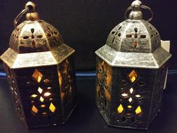 Lanterns LED Battery Operated On/Off Switch 5.2 in Height 2