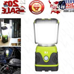 LE LED Camping Lantern, Battery Powered LED with 1000LM, 4 L