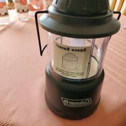 COLEMAN LED Space Saver Lantern 5315 Camping Takes 4 D Batte