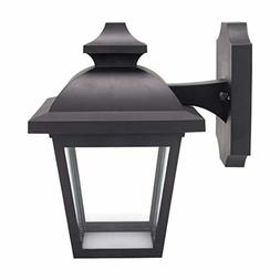 LIT-PaTH Outdoor LED Wall Lantern, Wall Sconce as Porch Ligh