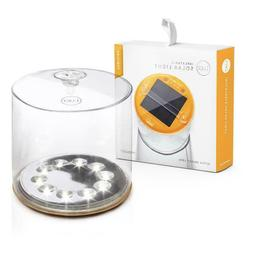 MPOWERD Luci - The Original Inflatable Solar Light, Clear Fi