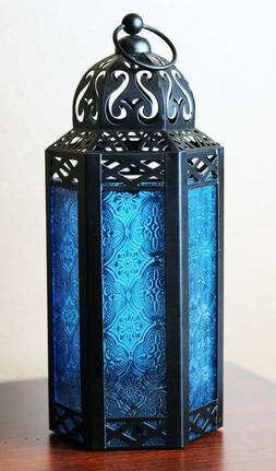 Moroccan Style Candle Lanterns, Candle Holders, Medium