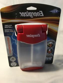NEW Energizer LED Folding Lantern Weatherready 220 Lumens