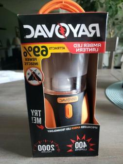 NEW Rayovac Spectrum Amber LED Insect Water Resistant Outdoo