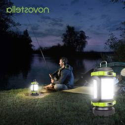 Rechargeable LED Camping Spot Flashlight Lantern Torch 4000m