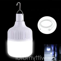 Rechargeable LED Night Light Bulb Dimmable Emergency Lights