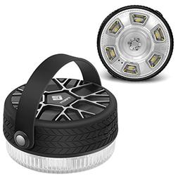 Etekcity Compact Waterproof Rechargeable Led Camping Lantern