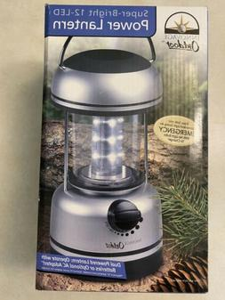 Super-Bright 12 LED Power Lantern By: Innovage - Brand New i